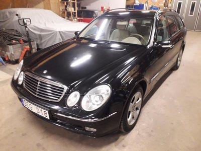 begagnad Mercedes E500 airmatic