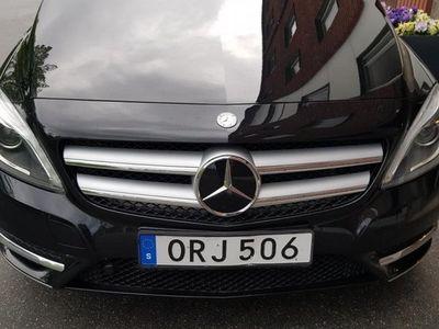 begagnad Mercedes B180 Sport, Exclusive