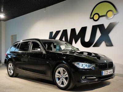 begagnad BMW 320 d Touring Sport Line Aut 184hk