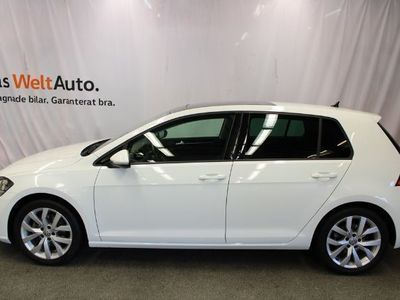 begagnad VW Golf 1.4 TSI 150 panorama