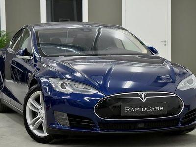 begagnad Tesla Model S 70D AWD   Autopilot   Superchar -15