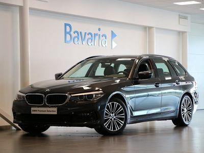 begagnad BMW 520 d xDrive Touring Sport Line Aut Nypris 575.200:-