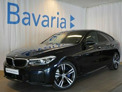 begagnad BMW 630 d xDrive Gran Turismo M-Sport Euro 6 265hk