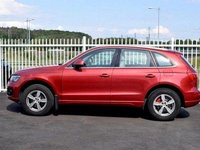 used Audi Q5 2.0 TDI DPF quattro S Tronic Design, -09