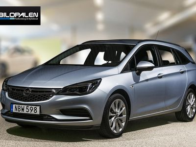 begagnad Opel Astra Sports Tourer Tourer+