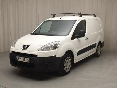 begagnad Peugeot Partner 1.6 e-HDI Skåp (90hk)