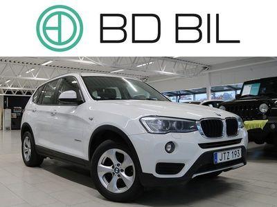 begagnad BMW X3 xDrive 20d EU6 2015, SUV 184 900 kr