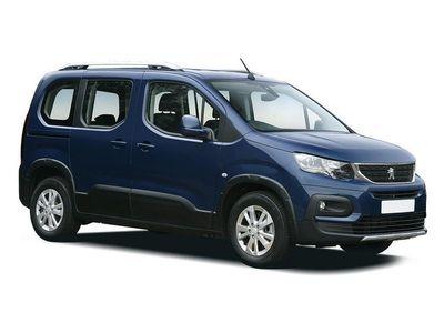 begagnad Peugeot Rifter L1 ALLURE PureTech 110
