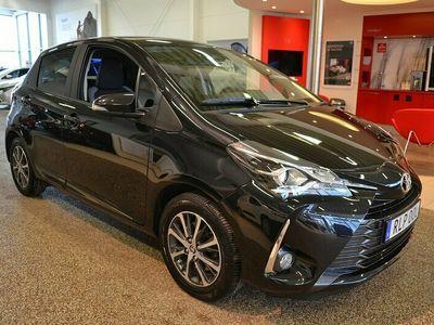 begagnad Toyota Yaris 1,5 Y20 SPI Vinterhjul Ingår