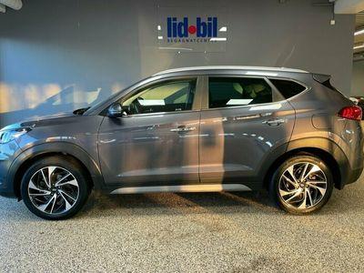 begagnad Hyundai Tucson 1.6 T-GDI Aut / Navi / Skinn