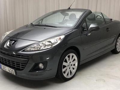 begagnad Peugeot 207 CC 1.6 VTi