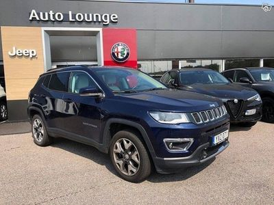 begagnad Jeep Compass Limited 1.4 170hk AUT AWD