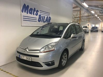 begagnad Citroën C4 Picasso 2.0 Hdi 136 Automat 7sits Exclusive