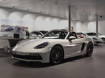 begagnad Porsche 718 Boxster GTS Boxster GTS