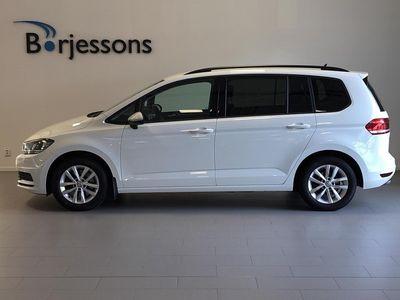 begagnad VW Touran 1.4 TSI 150hk 7-sits, Familypaket, Dragpaket