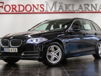 begagnad BMW 520 D AUT TOURING 190HK EURO6