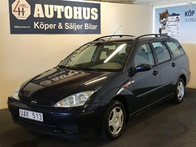 second-hand Ford Focus Combi 1.6