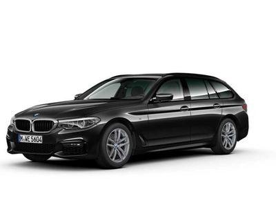usado BMW 520 d xDrive Touring M-Sport / Värmare
