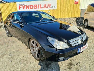 begagnad Mercedes CLS320 CDI/AUTOMAT/TAKLUCKA/NAV/SKINN