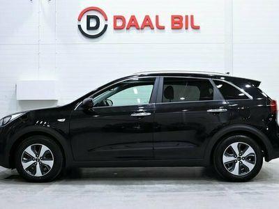 begagnad Kia Niro HYBRID 1.6 PLUS 1 GLS NAVI KAMERA 2017, SUV Pris 179 800 kr
