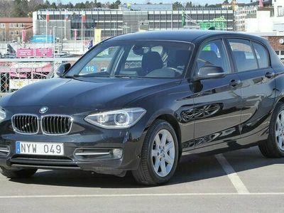begagnad BMW 114 118 d 5dr. F20 Sport line 2014, Halvkombi Pris900 kr