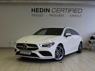 begagnad Mercedes CLA250 4-Matic AMG, Premiumpaket, Värmare, Drag