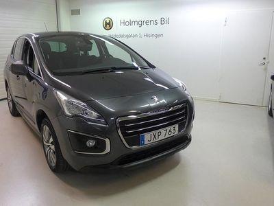 begagnad Peugeot 3008 Active PureTech 2016, Halvkombi 169 900 kr