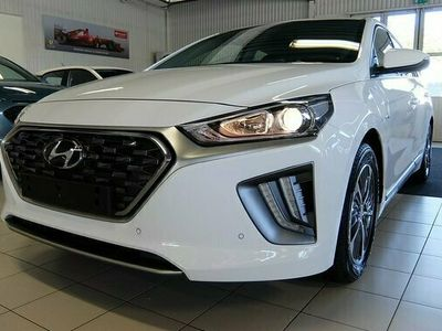 begagnad Hyundai Ioniq Plug In 1.6 GDi Trend DCT6 2. t.o.m 24 1 2020, Halvkombi Pris 327 290 kr