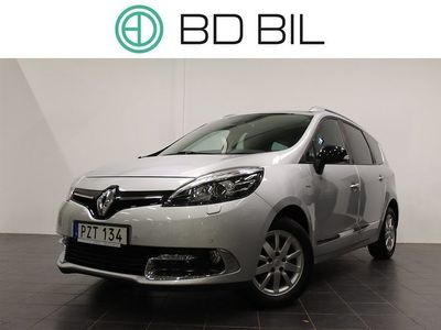 begagnad Renault Grand Scénic GRAND SCENIC1.5 dCi 7-SITS NAVI SKINN BOSE EU6 2017, Kombi 149 900 kr