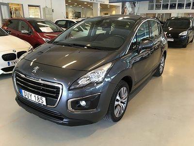 begagnad Peugeot 3008 Active 1.6 VTi 120hk