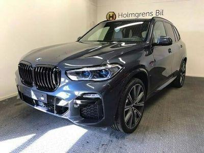 begagnad BMW X5 xDrive40i M Sport Navi Innovation Panorama Nightvision Drag