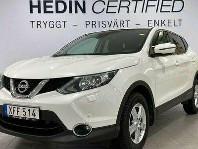 begagnad Nissan Qashqai 1.5 N-Connecta 2017, SUV Pris 164 900 kr