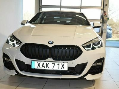 begagnad BMW 218 i Gran Coupe M Sport Aut HiFi Tonade Rutor