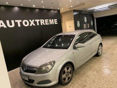 begagnad Opel Astra GTC Astra 1.6