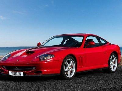 begagnad Ferrari 550 Maranello (F133A)