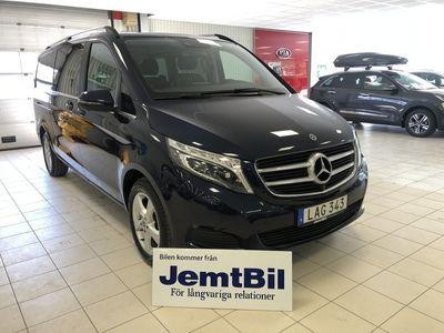 begagnad Mercedes V250 d Avantgarde edition ex lång, MoK, V-däck