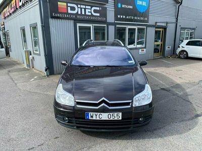 begagnad Citroën C5 Wagon 2.0 140hk