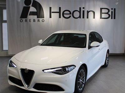 brugt Alfa Romeo Giulia 2.2D 180Hk