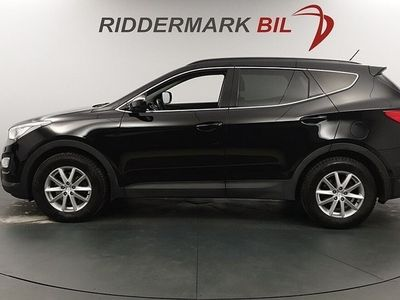 begagnad Hyundai Santa Fe 2.2 CRDi 4WD/B-KAMERA
