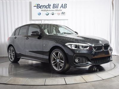 begagnad BMW 120 i 5-door / M-Sport / Navigation / Adaptiva LED