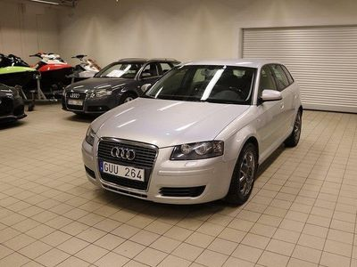 begagnad Audi A3 Sportback 2.0TDI AUTO AUX ACC 140HK