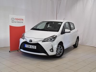 used Toyota Yaris 1,5 5-D ACTIVE
