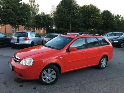 begagnad Chevrolet Nubira Wagon 1.6 109hk 0%Ränta