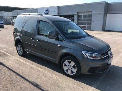begagnad VW Caddy 4motion dsg 150hk