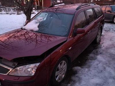begagnad Ford Mondeo reservdels bil eller gds