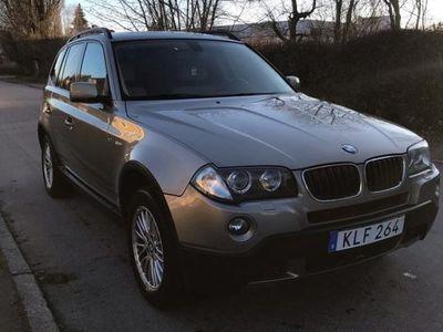 begagnad BMW X3 2.0d Xdrive M-sport
