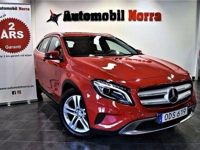gebraucht Mercedes GLA200 136hk Urban EURO 6 Nyservad