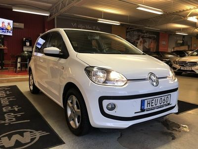 begagnad VW up! 5-dörrar | 1.0 Drive 75hk | 2,95% Ränta | Firar 20 år i Huddinge