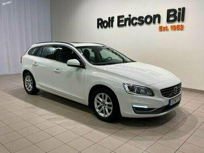 begagnad Volvo V60 D4 S S Momentum Business E PRO 2015, Kombi Pris 169 500 kr
