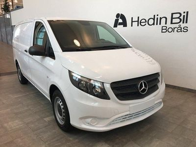 begagnad Mercedes Vito Benz 116 CDI SKÅP LÅNG 2019, Transportbil 373 750 kr